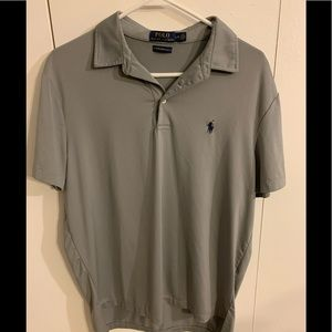 Ralph Lauren dry fit golf polo